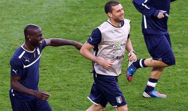 """Мотта: """"Надеюсь, Балотелли отлично сыграет с Монако"""""""