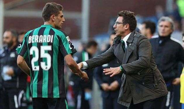 Ди Франческо: Берарди уже два года готов играть в большой команде