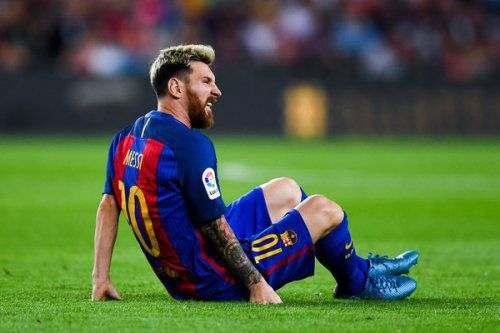 """Лидер """"Барселоны"""" приступил к индивидуальным тренировкам"""