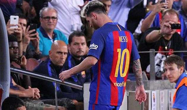 Месси вернется в матче с Депортиво
