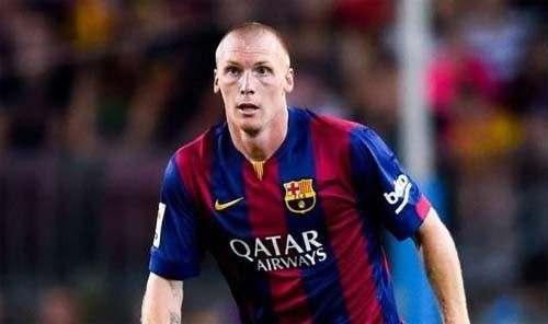 Жереми Матье травмировался в матче за Суперкубок Каталонии