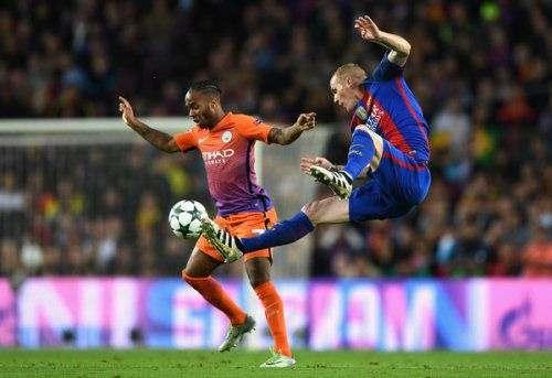 """Защитник """"Барселоны"""" пропустит три недели"""
