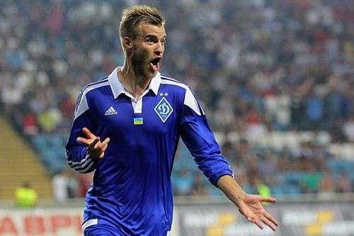 В Динамо дали добро на трансфер Ярмоленко