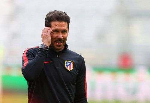 """Диего СИМЕОНЕ: """"Атлетико"""" не хватило самой малости"""""""