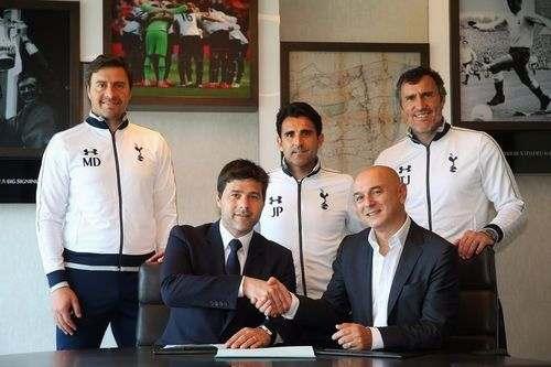 Маурисио Почеттино продлил контракт с Тоттенхэмом