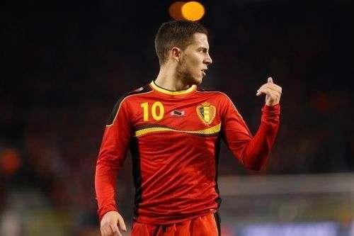 Эден Азар будет капитаном сборной Бельгии на Евро