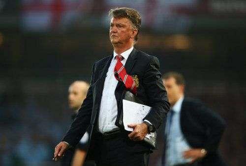 """Луи ван ГАЛ: """"Я должен остаться в """"Манчестер Юнайтед"""""""