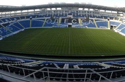 УЕФА разрешил проводить международные матчи в Одессе