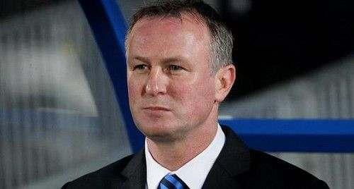 Сборная Северной Ирландии огласила состав на Евро-2016