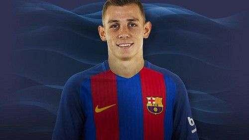 ОФИЦИАЛЬНО: Лукас Динь — игрок Барселоны