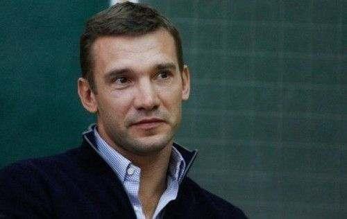 ОФИЦИАЛЬНО: Андрей Шевченко – главный тренер сборной Украины