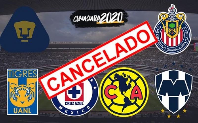 Победителя не будет. Чемпионат Мексики завершен без доигрывания