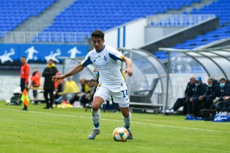 Динамо подтвердило проведение товарищеского матча с Олимпиком