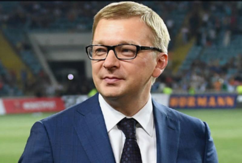 Сергей ПАЛКИН:  Хотим до конца сезона играть на Олимпийском