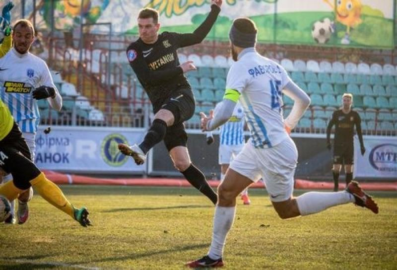 В первом матче УПЛ после карантина Десна в Киеве одолела Колос