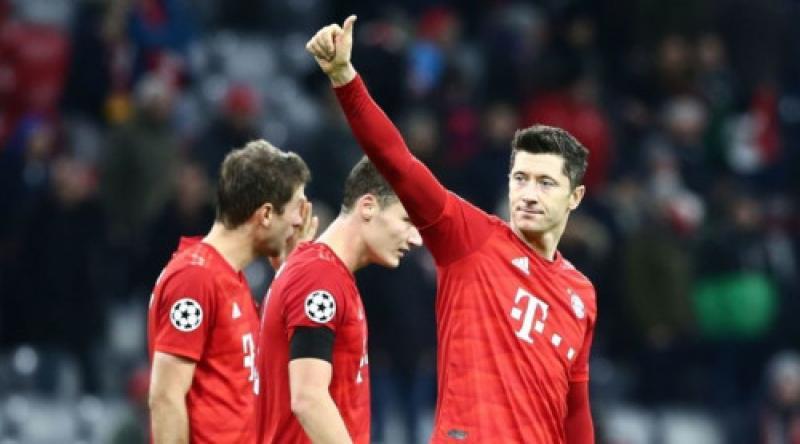 Бавария – Фортуна – 5:0. Видео голов и обзор матча
