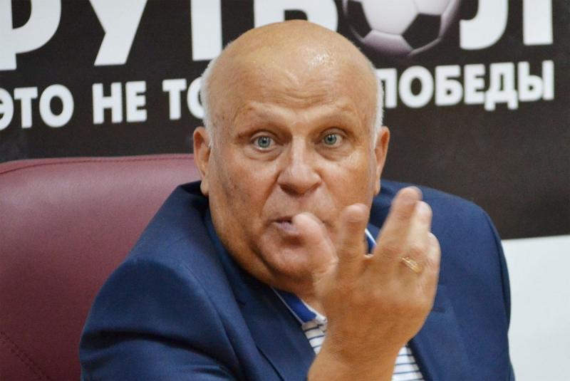 Виталий Кварцяный: Некоторые игроки Динамо по координационным возможностям просто не соответствуют такой команде
