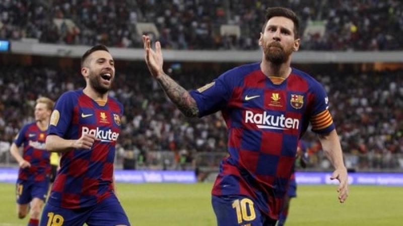 Месси остается в Барселоне. Игрок не активировал пункт об уходе
