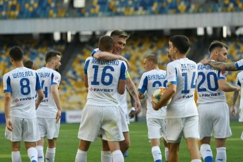 Футболисты Динамо сдали тесты на коронавирус