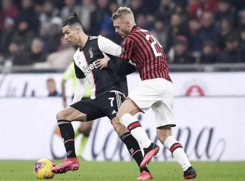 Ювентус – Милан. Текстовая трансляция матча