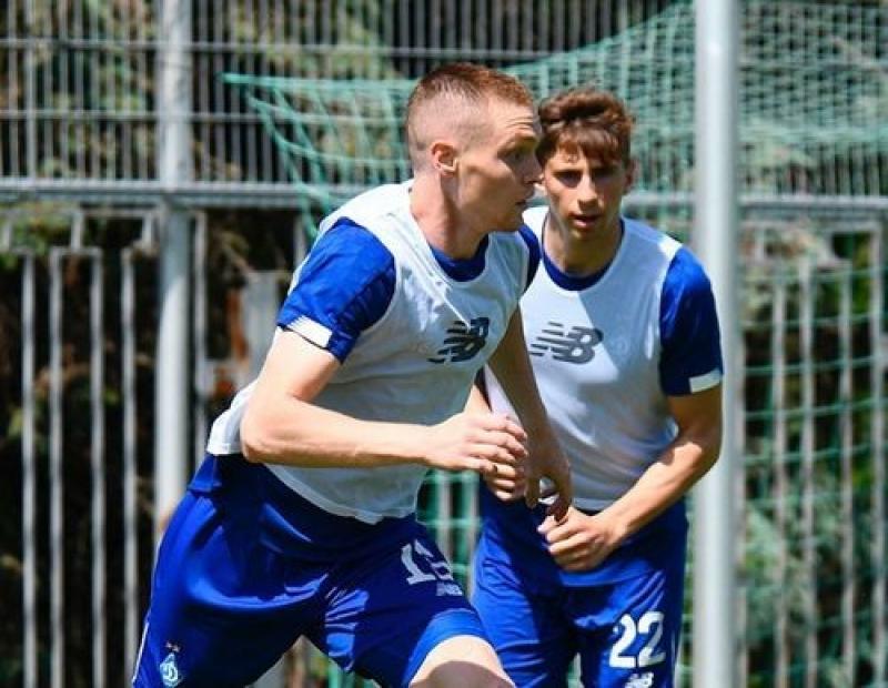 Динамо отправилось на матч с Зарей с Цыганковым и Пиваричем