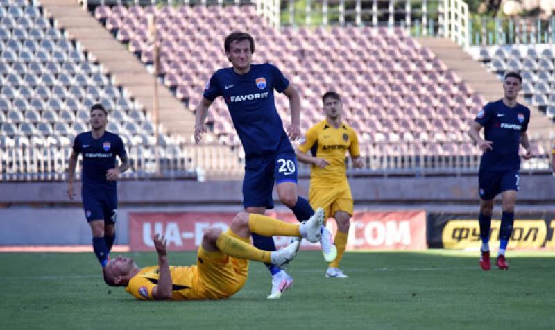 Кащук: Хотели реабилитироваться за поражение в Кубке