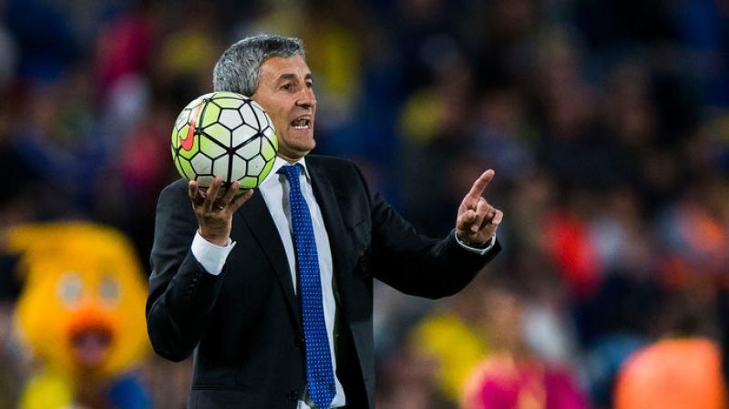 Барселона уволит Сетьена, если не будет одного из двух титулов