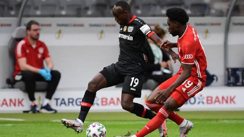 Бавария выиграла свой 20-й Кубок Германии