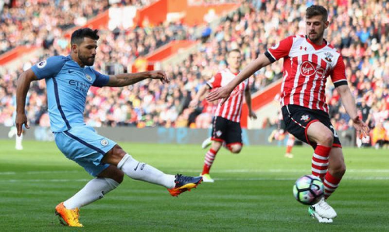 Где смотреть онлайн матч чемпионата Англии Саутгемптон - Манчестер Сити