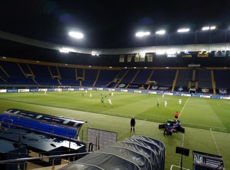 Динамо - Ворскла 1:1 - после 2-х таймов и дополнительного времени