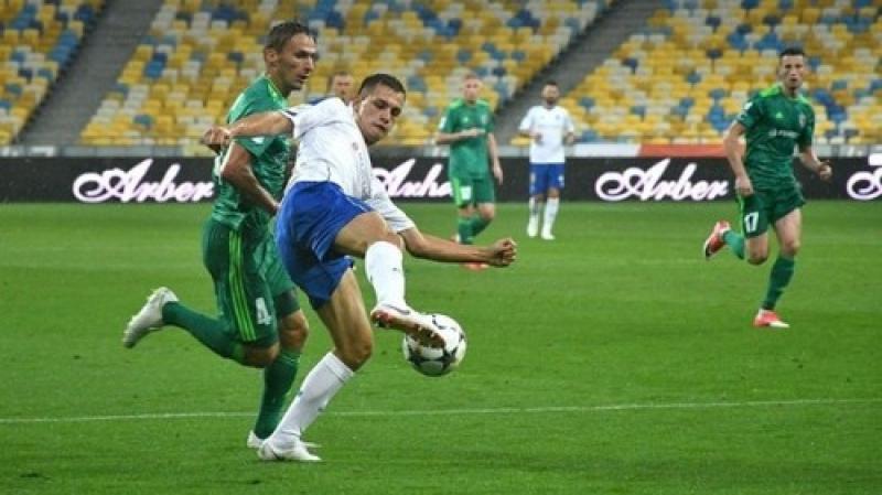 ФОТО.  Рефери не засчитал гол в ворота Ворсклы из-за офсайда