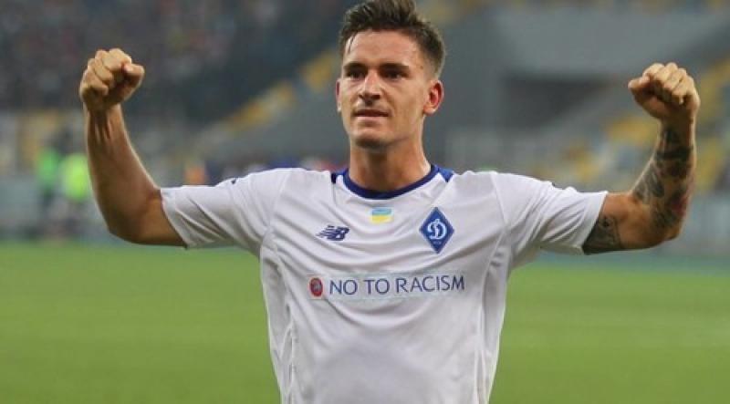 Вербич открыл голевой счет Словении в финалах Кубка Украины