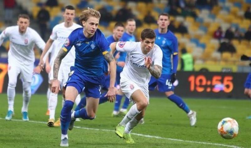 Мороз: Класс игроков Динамо выше, чем у футболистов Зари