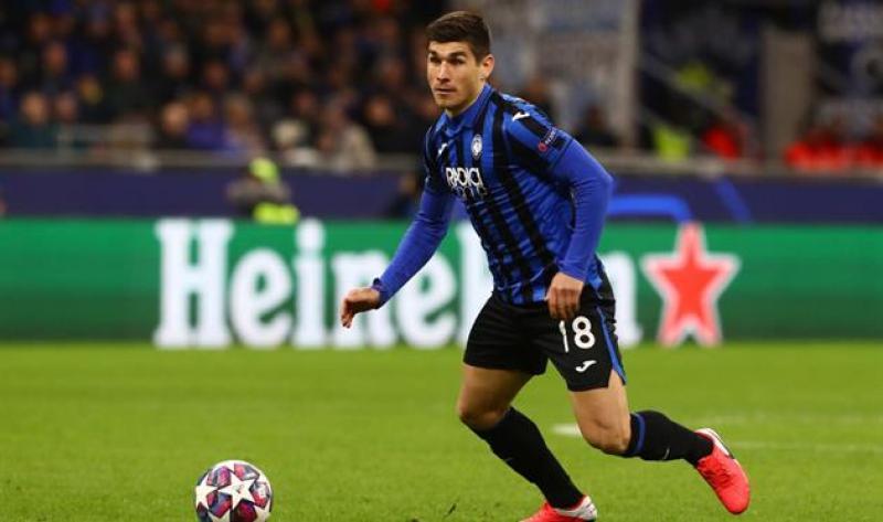 Малиновский — лучший игрок Аталанты в матче против Интера