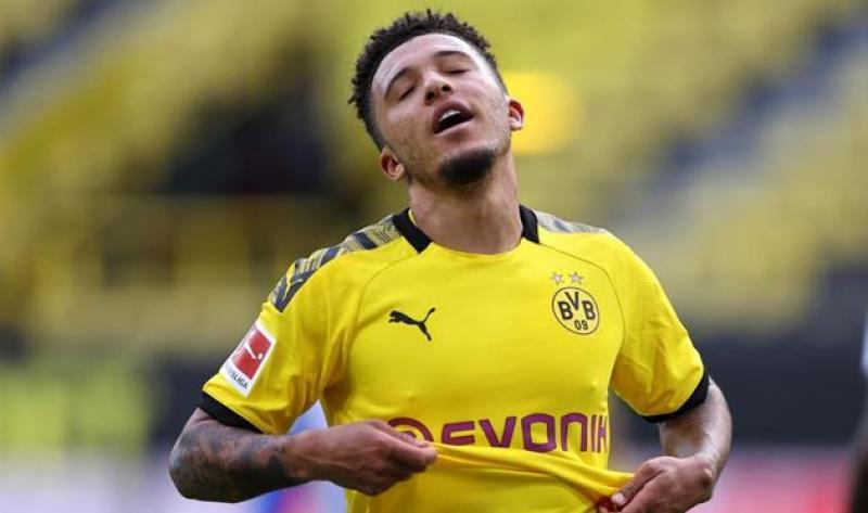 Санчо стал самым продуктивным игроком сезона-2019/20 в Бундеслиге