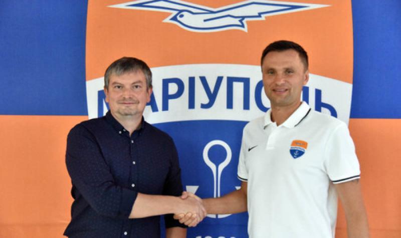 ОФИЦИАЛЬНО: Остап Маркевич - главный тренер Мариуполя
