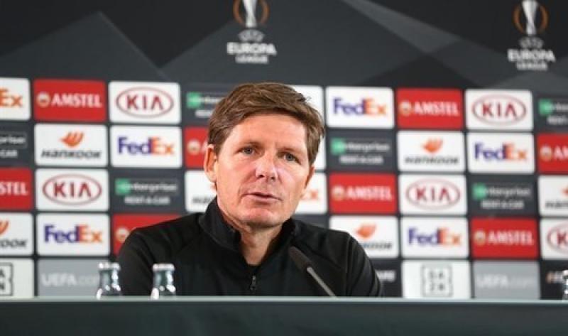 Тренер Вольфсбурга: Мы чувствуем  уважение к сопернику.Но преследуем главную цель - победить