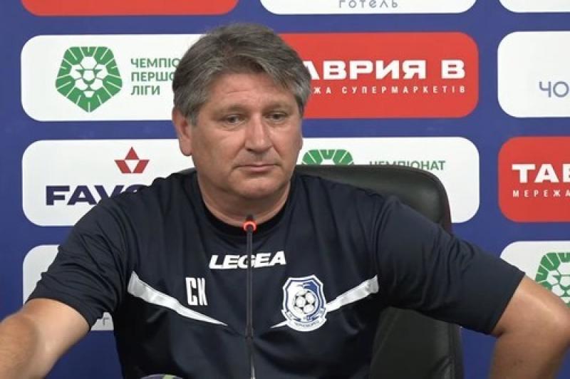 Сергей КОВАЛЕЦ: Все игроки очень хотели победить