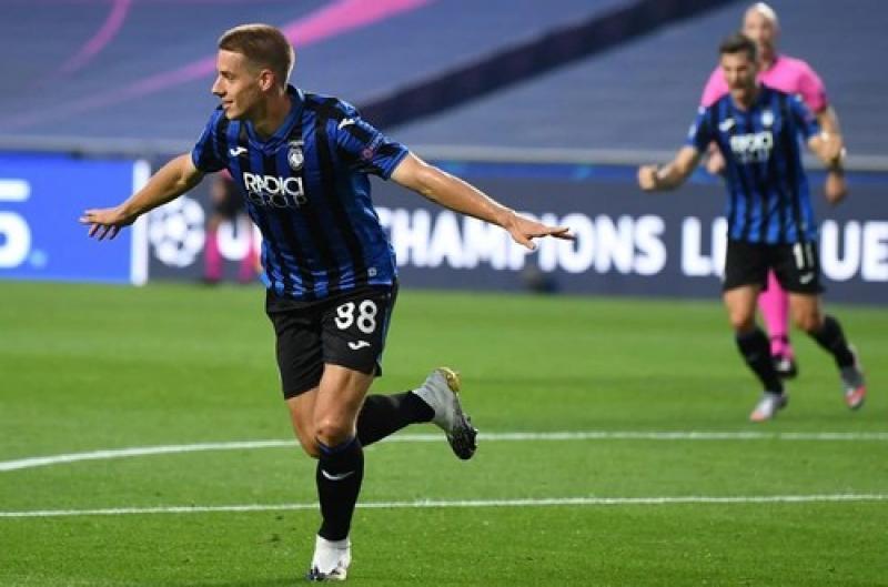 Пашалич открыл счет для Аталанты в матче против ПСЖ