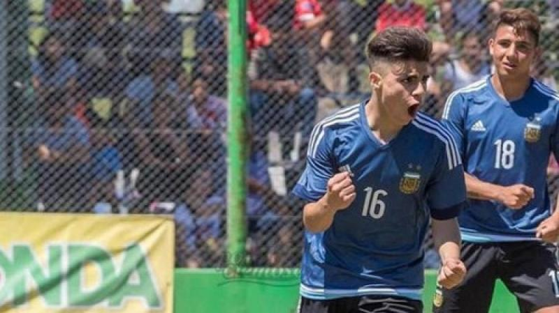 Динамо и топ-клубы Европы в погоне за 16-летним аргентинцем