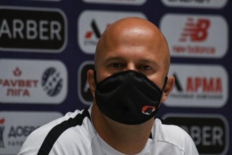 Тренер АЗ: Мне нравится традиция играть в Украине