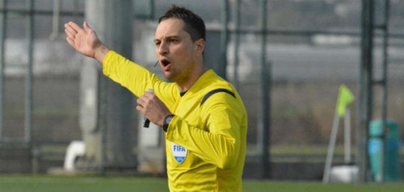 Украинскую бригаду судей назначили на матч квалификации Лиги Европы