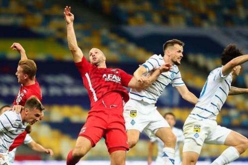 Нидерландские СМИ: Динамо развеяло мечту АЗ о Лиге чемпионов