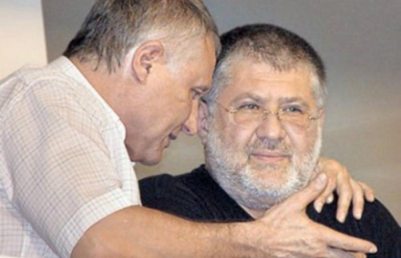 КОРБАН: Братья Суркисы регулярно посылали Коломойского н***й