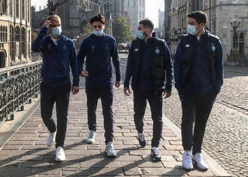 ЗАХОВАЙЛО: Динамо 100% не будет играть первым номером в Бельгии