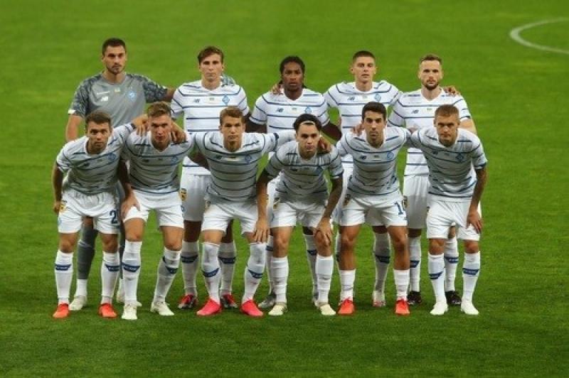 Гент – Динамо – 0:1