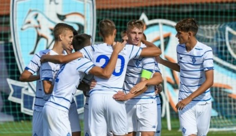 6 голов Минаю. Динамо U-21 добыло уверенную побед