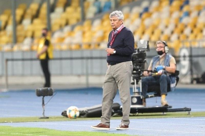 Минай – Динамо – 0:0
