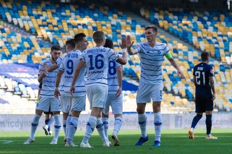 Где смотреть онлайн матч квалификации Лиги чемпионов Динамо – Гент