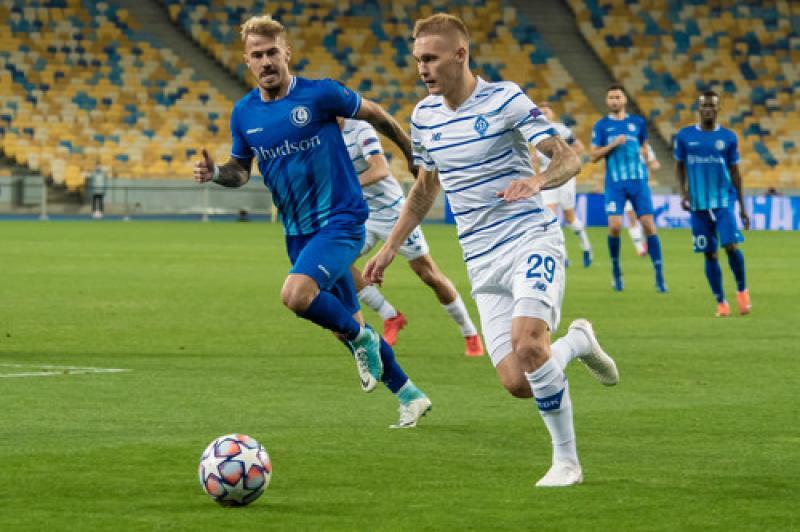 Сергей РЕБРОВ: Я бы хотел сыграть с Динамо в групповом раунде ЛЧ